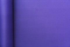 Textur och bakgrund för yoga matt Royaltyfria Bilder