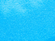 Textur- och bakgrundsfibrer av tyget, (som är cyan) Royaltyfri Bild