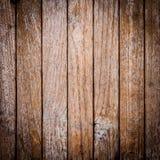 Textur och färg av den gamla wood panelen Royaltyfria Foton