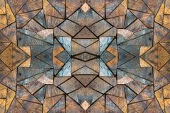 Textur och modell av trä Arkivbilder