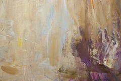 Textur olja, målning, bakgrund - hand-teckning arkivbild