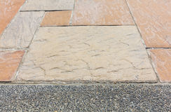 Textur på stenen Royaltyfri Foto