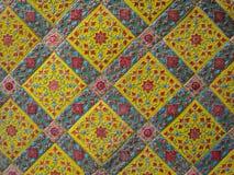 textur thai thailand royaltyfri bild