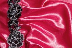 Textur tyg, bakgrund Abstrakt bakgrund av den lyxiga fabrien Royaltyfria Foton