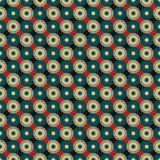 Textura à moda retro Imagens de Stock