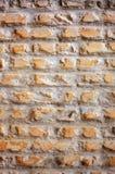 Textura áspera del ladrillo Imagen de archivo