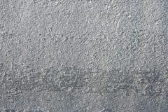 Textura áspera do cinza do cimento do almofariz Foto de Stock