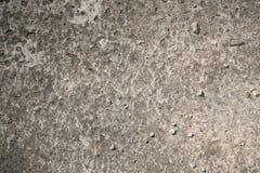 Textura áspera do muro de cimento áspero cinzento Foto de Stock