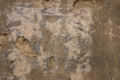 Textura áspera, velha, desintegrando-se do fundo da parede imagens de stock royalty free