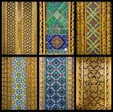 textura 01 del oro 6 Imágenes de archivo libres de regalías