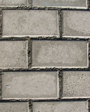 Textura 1 de los ladrillos del cemento Imágenes de archivo libres de regalías