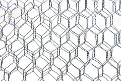 Textura 1 del alambre Imagen de archivo libre de regalías