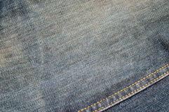 Textura #2 do Denim foto de stock royalty free