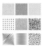 Textura Ilustração Stock
