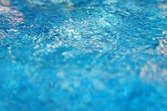 Textura 8 da água Foto de Stock Royalty Free