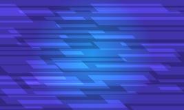 Textura abstracta azul futurista stock de ilustración
