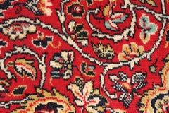 Textura abstracta colorida de la alfombra Fotografía de archivo