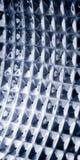 Textura abstracta cuadrada del metal Imágenes de archivo libres de regalías