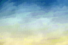 Textura abstracta de la acuarela Foto de archivo libre de regalías