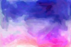 Textura abstracta de la acuarela Fotos de archivo