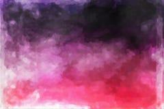 Textura abstracta de la acuarela Fotos de archivo libres de regalías