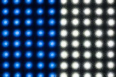 Textura abstracta de la luz a través del vidrio imagen de archivo