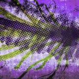 Textura abstracta de la pendiente de la pintura ilustración del vector