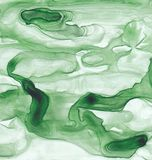 Textura abstracta de la tinta Fondo brillante de la acuarela para sus diseños Arte moderno Foto de archivo libre de regalías