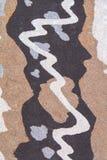 Textura abstracta de las piedras del camino Fotos de archivo libres de regalías