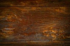 Textura abstracta de madera del marrón del fondo Fotografía de archivo libre de regalías