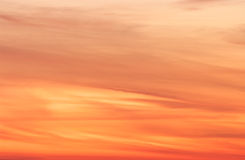 Textura abstracta del cielo Fotografía de archivo libre de regalías