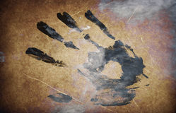 Textura abstracta del fondo de Grunge fotografía de archivo