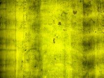 Textura abstracta del fondo de la pared de piedra en tono del amarillo anaranjado Imagen de archivo libre de regalías