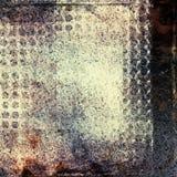 Textura abstracta del papel de la vendimia Fotografía de archivo
