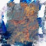 Textura abstracta del papel del color Foto de archivo