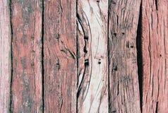 Textura abstracta del viejo fondo de madera Imágenes de archivo libres de regalías