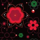 Textura abstracta floral Imagen de archivo