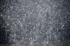 Textura abstracta original del fondo con el bokeh negro blanco foto de archivo libre de regalías