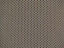 Textura abstracta - parrilla del metal Fotografía de archivo libre de regalías