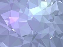 Textura abstracta Un multicolor, textura hermosa con las sombras y volumen, hecho con la ayuda de una pendiente y de un fille geo Imágenes de archivo libres de regalías