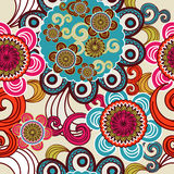 Textura abstrata ilustração royalty free