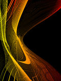 Textura abstrata Foto de Stock