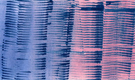 Textura abstrata Art Background da escova de pintura Imagem de Stock