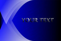 Textura abstrata azul do polígono Imagem de Stock