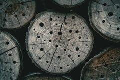 textura abstrata com furos fotografia de stock
