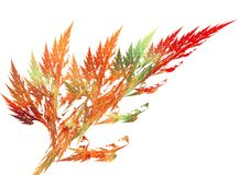 A textura abstrata da cor Fotos de Stock Royalty Free