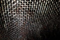 Textura abstrata da grade da malha foto de stock