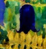 Textura abstrata da impressão Fundo brilhante artístico estoque Arte finala da pintura a óleo Papel de parede moderno do gráfico  ilustração royalty free