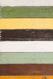 Textura abstrata da madeira de Grunge Fotos de Stock Royalty Free