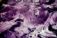 Textura abstrata da pintura de óleo foto de stock royalty free